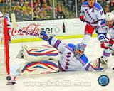 Henrik Lundqvist 2012-13 Action Photographie