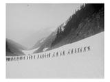 Mountaineers in the North Cascades, ca. 1909 Giclée-Druck von Ashael Curtis