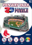 Boston Red Sox - Fenway Park 3-D Puzzle Jigsaw Puzzle