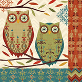 Hoot II Prints by Veronique Charron