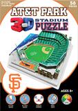 San Francisco Giants - AT&T Park 3-D Puzzle Jigsaw Puzzle