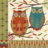 Hoot I Poster by Veronique Charron