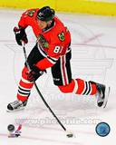 Marian Hossa 2012-13 Action Photographie