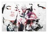 Love Will Tear Us Apart Poster von Alex Cherry