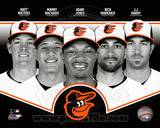 Baltimore Orioles 2013 Team Composite Photographie
