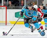 Patrick Marleau 2012-13 Action Photo