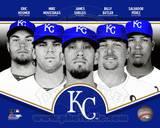 Kansas City Royals 2013 Team Composite Photo
