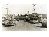 Gig Harbor Wash (ca. 1955) Impression giclée
