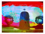 Jaguar Xk Front Posters by  NaxArt