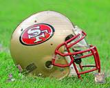 San Francisco 49ers Helmet Photo