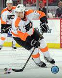 Luke Schenn 2012-13 Action Photo