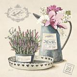 Bouquet Naturel III Posters par Stefania Ferri