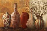 Botanical Vessels Posters par Kristy Goggio