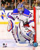 Henrik Lundqvist 2012-13 Action Photo