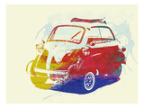 Bmw Isetta Prints by  NaxArt