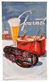 Henry Stahlhut's Gourmet Lobster Pot Towel Towel by Henry Stahlhut