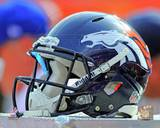 Denver Broncos Helmet Photo