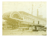 State of Washington, Sternwheeler (1897) Giclee Print