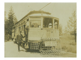 Street Car (Undated) Giclee Print