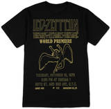 Led Zeppelin - Song Remains The Same Tshirts
