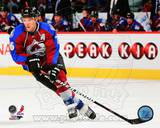 Paul Stastny 2012-13 Action Photographie