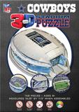 Dallas Cowboys - Cowboys Stadium 3-D Puzzle Jigsaw Puzzle