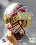 NCAA Florida State University Seminoles Helmet Spotlight Photo