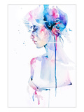 2 + 2 = 5 Premium Giclee Print by Agnes Cecile
