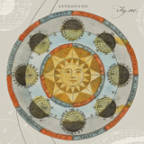 Solar Calendar Prints by Sue Schlabach
