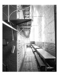 Cells at United States Penitentiary, Mcneil Island, 1909 Giclee Print by Ashael Curtis