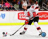 Travis Zajac 2012-13 Action Photo