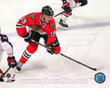 Jonathan Toews 2012-13 Action Photo