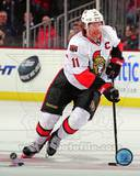 Daniel Alfredsson 2012-13 Action Photo