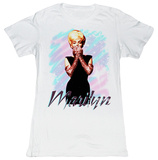 Juniors: Marilyn Monroe - Marilyn T-shirts