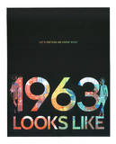 """1963"" - Mad Men Art Print Series No. 5 Sérigraphie par  Print Mafia"
