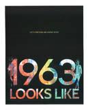 """1963"" - Mad Men Art Print Series No. 5 Serigraph by  Print Mafia"