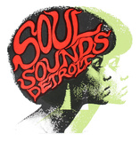 Soul Sounds Detroit Serigraph by  Print Mafia