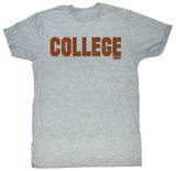 Animal House - College Orange Shirt