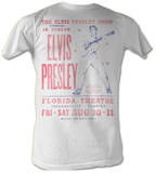 Elvis Presley - In  Person T-shirts