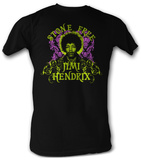Jimi Hendrix - Stone Free T-shirts