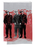 Black Rebels Serigraph by  Print Mafia