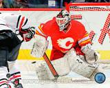 Miikka Kiprusoff 2012-13 Action Photo