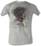 Jimi Hendrix - Jimi Face Plus Other Things T-Shirt