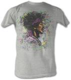Jimi Hendrix - Jimi Face Plus Other Things T-Shirt