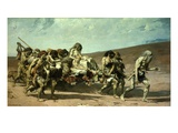 Cain, 1880 Giclee Print by Fernand Cormon