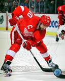 Henrik Zetterberg 2012-13 Action Photo