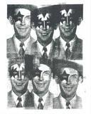 Kiss Hank Sérigraphie par  Print Mafia