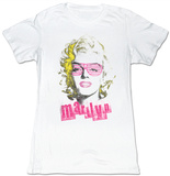 Juniors: Marilyn Monroe - Shades T-shirts
