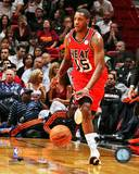 Mario Chalmers 2012-13 Action Photo