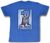 Evel Knievel - One Square T-Shirt